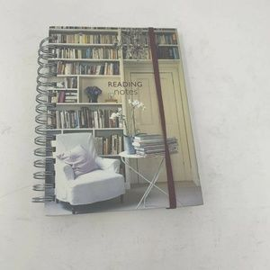 Ryland Peters & Small Reading Notes Mini Journal N